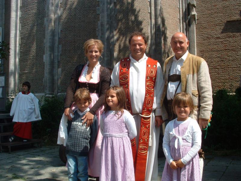 St Maximilian München Pfarrer Schießler