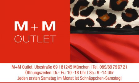 M + M OUTLET M+M Outlet, Ubos