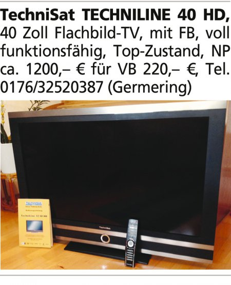 TechniSat TECHNILINE 40 HD, 4