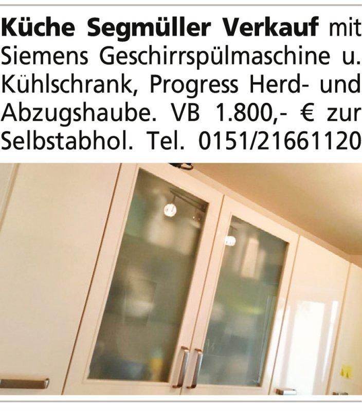 Verschiedenesmöbel Küche Segmüller Verkauf Mit Siemens