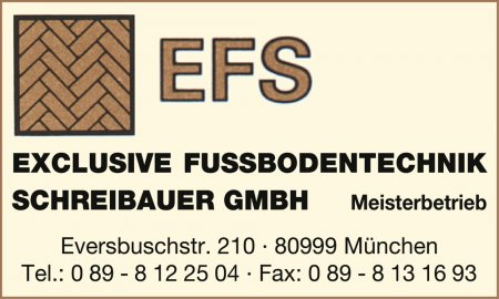 EXCLUSIVE FUSSBODENTECHNIK SC
