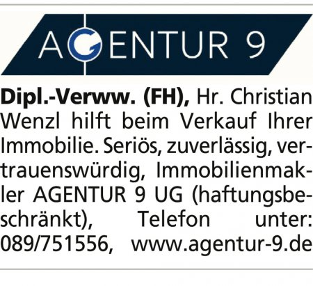 Dipl.-Verww. (FH), Immobilien
