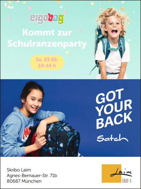 GOT YOUR BACK Kommt zur Schul