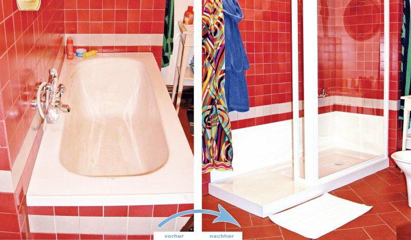 So wird die Wanne zur Dusche / Bis zu 4.000 Euro staatliche ...