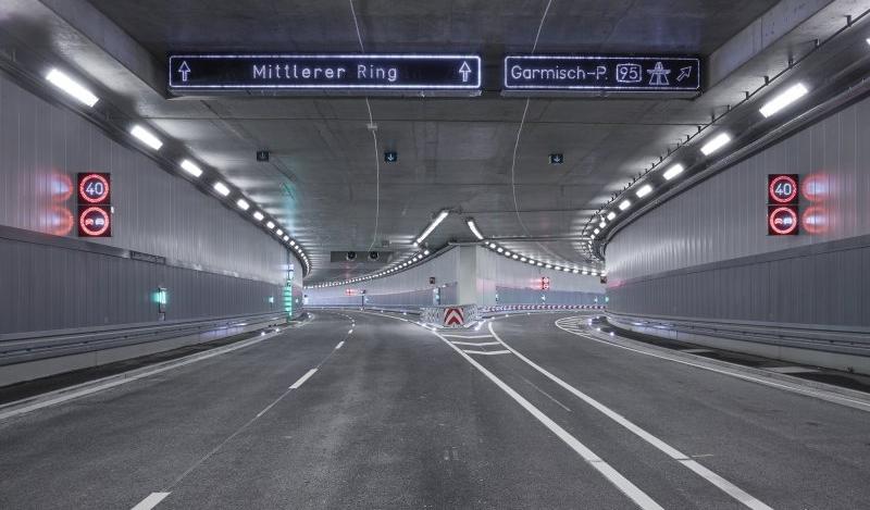 Baustellen München Autobahn