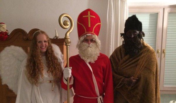 Der Nikolaus kommt per WhatsApp / Leo Club Germering veranstaltet auch heuer wieder beliebte Service-Aktion - - Wochenanzeiger München