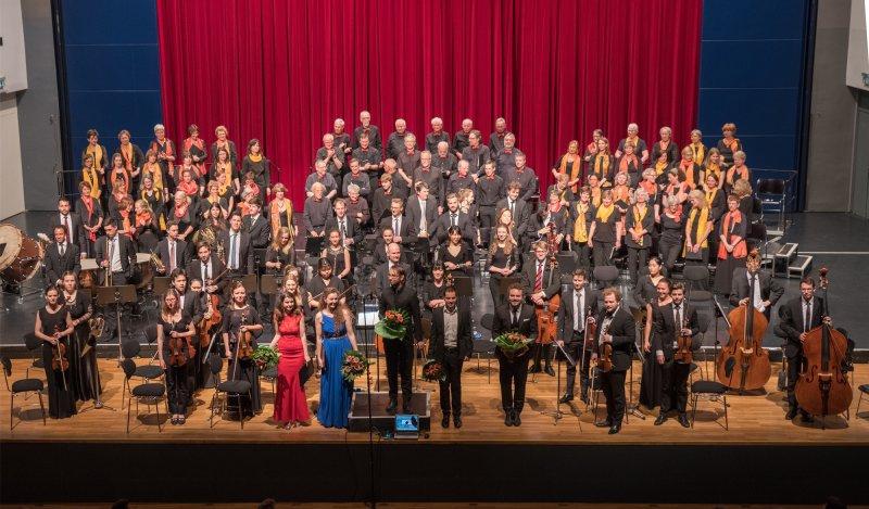 Ein Meisterwerk zum Jubiläum / KonzerChor Germering führt Verdis Requiem auf - 13.11.2019 - Wochenanzeiger München