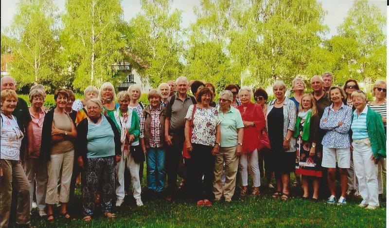 Dießen Eibenwald Wessobrunn Gilchinger Senioren Auf