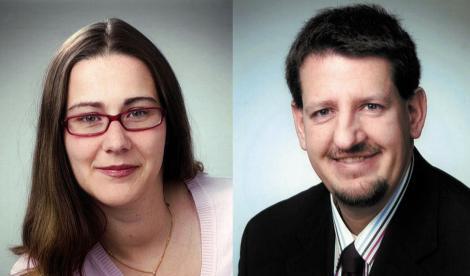 Die Chirurgin Carina und der Pfarrer <b>Klaus Dinkel</b> werden in Kleinhadern nach ... - 6531_wide__xl